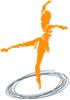 לוגו מרכז חמש למחול