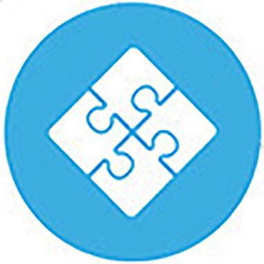 לוגו של פאזל