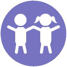 לוגו של ילדים